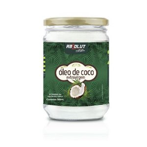 Óleo de coco Absolut extra virgem 500ml Copra