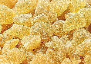 Gengibre cristalizado 100g
