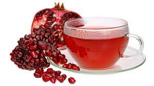Chá de casca da romã 100g