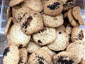 Cookies de aveia com maracujá 100g