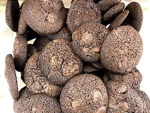 Cookies de cacau com nutella 100g