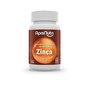 60 Cápsulas de Zinco