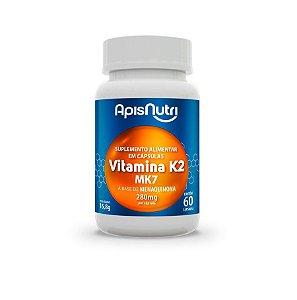 60 Cápsulas de Vitamina K2