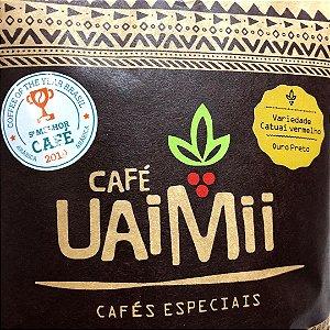 Café Uamii Premiado 5º lugar Moído Catuaí Vermelho 250g