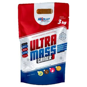 Hipercalórico ultra mass gainer 3kg chocolate