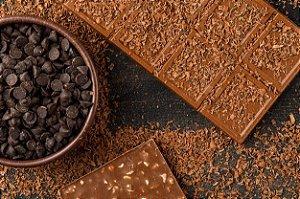 Gotas de chocolate 50% ao leite 100g