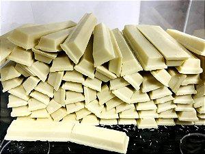 Chocolate branco com coco 100g