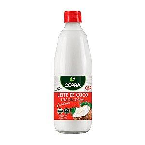 Leite de coco 500ml