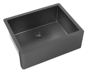 Cuba Primaccore Farm Sink Nano Black 60x47 - 200390760