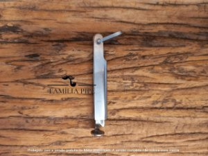 FERRAMENTA LIMPADOR PARA CACHIMBOS 3 EM 1 - LUXURY II#6009