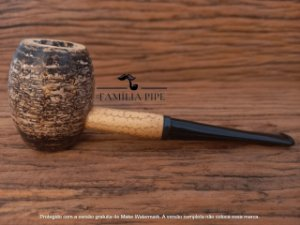Cachimbo Corn Cob Missouri - Country Gentleman Reto #55