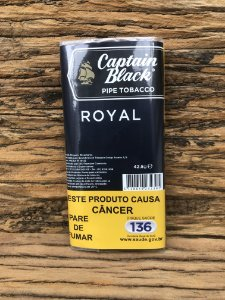 CAPTAIN BLACK - ROYAL