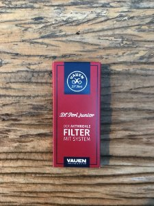 Filtro para Cachimbo Vauen de 9mm (Display com 10)