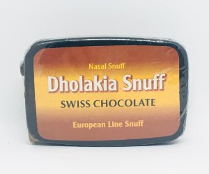 Dholakia Swiss Chocolate (2) - Rapé