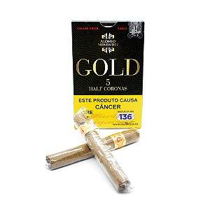 Charuto Alonso Menendez Gold Half Corona - Unitário