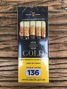Cigarrilha Alonso Menendez Gold (com Piteira) - Ptc 05