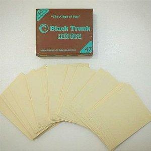 PITEIRA BLACK TRUNK HASH TIPS 47MM
