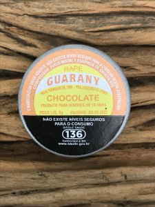 RAPÉ GUARANY CHOCOLATE - LATA 6G