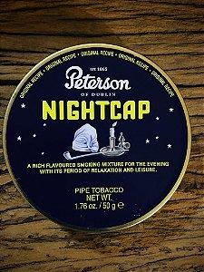 Fumo para Cachimbo Peterson Nightcap - Lata (50g)