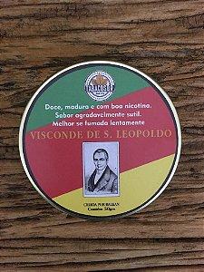 Visconde de São Leopoldo TabacosBR (Lata) 50gr