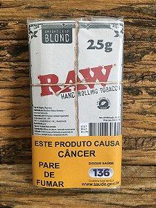 RAW -BLOND