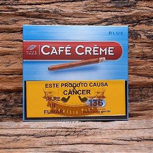 Cigarrilha Café Creme Blue c/10