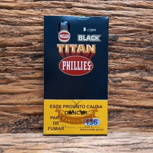 Char. Phillies Titan Black - Ptc (05)