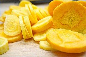 Sementes de Cenoura Solar Amarela ORGÂNICO: 50 Sementes
