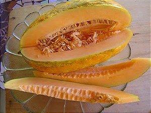 Sementes de Melão Caipira (Gaúcho): 10 Sementes