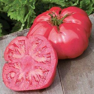 Sementes de Tomate Caspian Pink: 20 Sementes