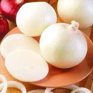 Sementes de Cebola Branca: 50 Sementes