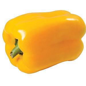 Sementes de Pimentão Amarelo: 20 Sementes