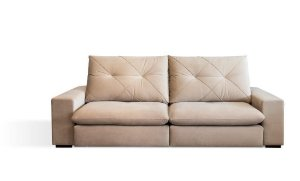 Sofá Retrátil e Articulado Mega Conforto 2,70 mts