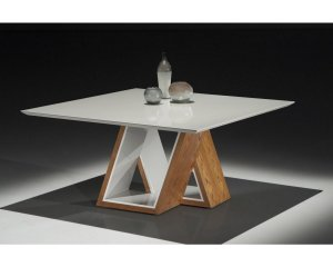 Mesa de jantar sd-03 ioanda uni quadrada
