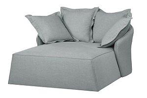 Chaise Super Luxo  0,90 x 1,55 x 1,00