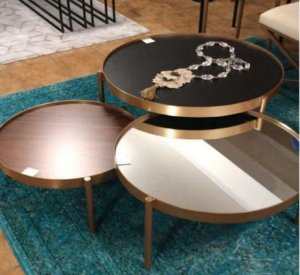 Conjunto de mesa centro