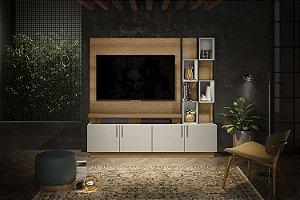"Home theater para tv até 60""   2,00 mts"