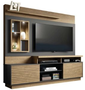 Home theater 2,00 mts p/ tv até 60 ""