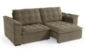Sofa Retratil Luandra 2,48m