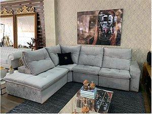 Sofa de Canto retratil 3,10 x 2,45 mts
