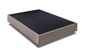 Base cama Box Casal 1,38 x 1,88