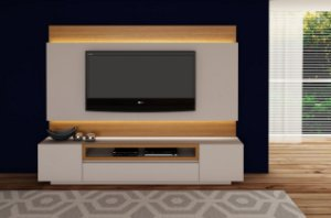 Home Theater Napoli Com Led 2,20 mts