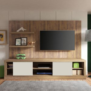 Home Theater Sonetto 2,20 mts para TV 60 ""