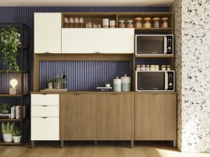 Kit Cozinha Completo Luar