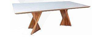 Mesa de jantar Tramal com Vidro