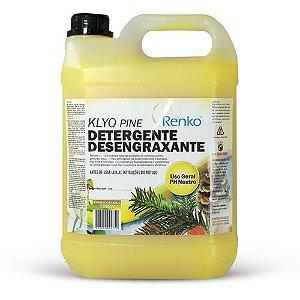 kylo Pine Detergente Desengraxante 5 l