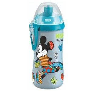 Copo Junior Cup Disney Mickey Mouse by Britto 300 ml 36+ meses NUK