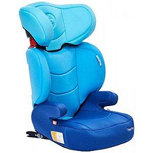 Cadeirinha para Carro Fisher Price Highback Fix Azul 15 a 36 Kg