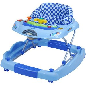 Andador Burigotto Baby Coupe Azul