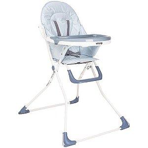 Cadeira de Refeição Whoop Vectra Plus Azul